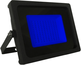 JLEDS IP65 50W Blue LED Slimline Floodlight (400W Equivalent - 2 Year Warranty)