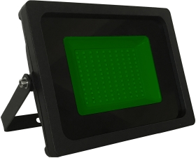 JLEDS IP65 50W Green LED Slimline Floodlight (400W Equivalent - 2 Year Warranty)