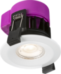 This is a Knightsbridge CCT Dimmable Fire-Rated Downlights