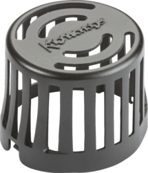 Knightsbridge 63mm IC Rated Cover for use with VFRIC8 Valknight LED Tilt Dowlights