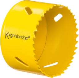 Knightsbridge 72mm Holesaw Drill Bit Accessory