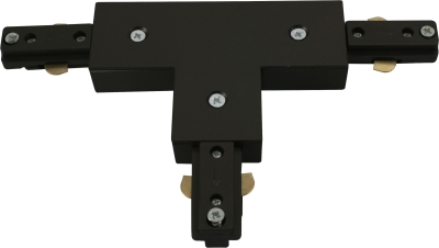Knightsbridge Track T Connector Black