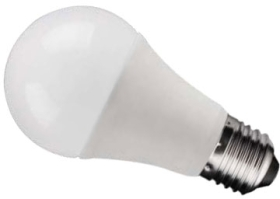 This is a 12W 26-27mm ES/E27 Standard GLS bulb that produces a Warm White (830) light which can be used in domestic and commercial applications