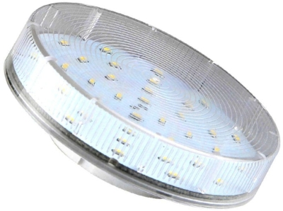 Kosnic LED GX53 Lamp 2 Pin 3W Warm White (25 Watt Alternative)