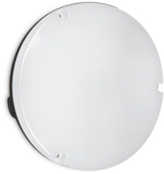 Kosnic Viso IP65 & Vandal Proof Bulkhead for 4pin LED DD Lamps with Decorative Trim Options