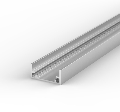 LED 1 Metre Waterproof Recessed Profile P11 - 1 - 19.2mm x 8.5mm