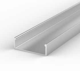 LED 2 Metre Wide Recessed Profile P13 - 1 - 10mm x 30.8mm