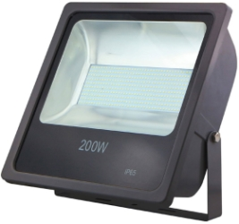 This is a 200W Flood Light bulb that produces a Daylight (860/865) light which can be used in domestic and commercial applications