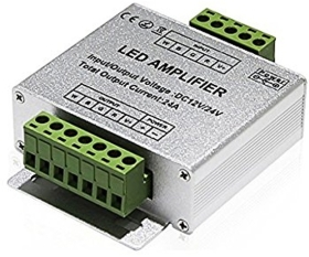 LED Amplifier For LED Strip 12/24V