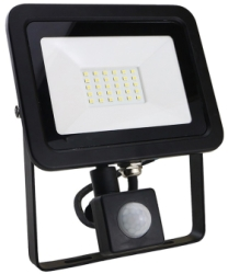 LED Floodlight 20w Daylight With PIR Sensor (160 Watt Alternative)