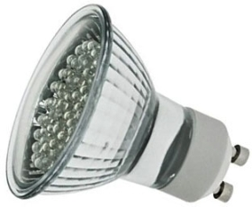 LED GU10 Cluster 1.8 Watt Warm White (5 Watt Alternative)