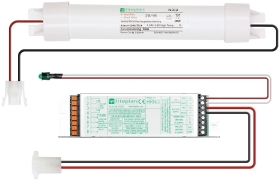 Liteplan HRN/T5/6/35+49-K Module, Battery and Charge Indicating LED for 35+49W Lamps (7.2V 4.5Ah NiC