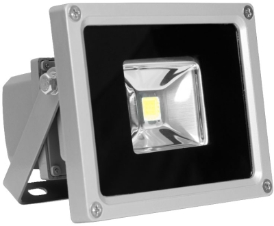 Lumineux 24V LED Flood Light 10W Cool White (80 Watt Alternative)