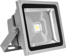 Lumineux 24V LED Flood Light 20W Cool White (160 Watt Alternative)
