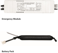 Lumineux 3 Hour LED Panel Emergency Pack For 595x595mm