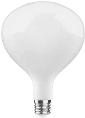 Luxram 4W Warm White Dimmable E27 'Type N2' LED Filament Bulb Opal Finish