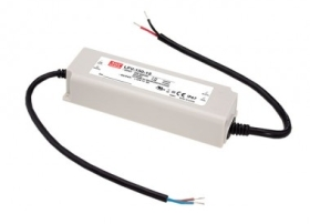 Mean Well Constant Voltage IP67 LPVL-150 150W 12V LED Driver
