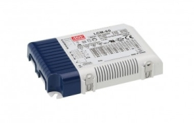 Mean Well Dimmable Constant Current LCM-60 60W LED Driver