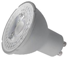 Megaman 4.2W Dimmable LED GU10 Warm White (35W Equivalent)