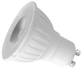 This is a 5W GU10 Reflector/Spotlight bulb that produces a Cool White (840) light which can be used in domestic and commercial applications