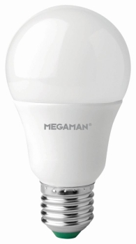 Megaman Dimmable 9.5W E27 LED GLS Bulb Warm White (80W Equivalent)
