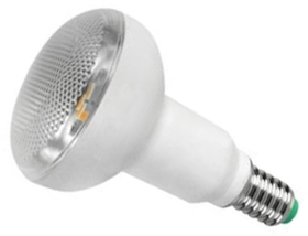 This is a 3.5 W 14mm SES/E14 Reflector/Spotlight bulb that produces a Warm White (830) light which can be used in domestic and commercial applications