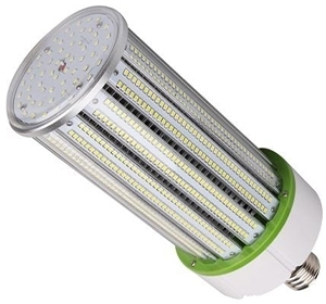 Meridian 100W IP54 E40 LED Corn Lamp for Enclosed Fittings Cool White (250W Equiv)