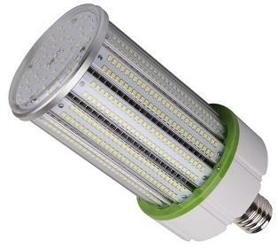 Meridian 60W IP54 E40 LED Corn Lamp for Enclosed Fittings Cool White (150W Equiv)