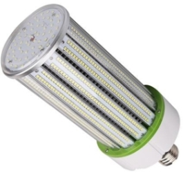 Meridian 80W IP54 E40 LED Corn Lamp for Enclosed Fittings Cool White (200W Equiv)