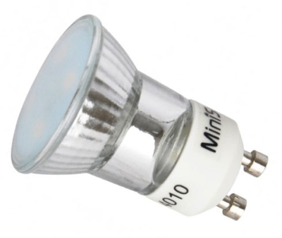 MiniSun 35mm LED GU10 2.5W Warm White (25 Watt Alternative)