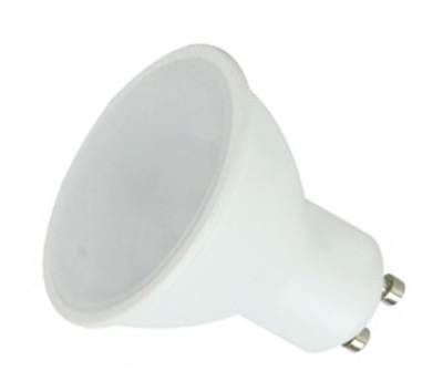 MiniSun Dimmable 5W SMD LED GU10 Cool White (50 Watt Alternative - 110 Degree)