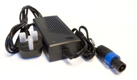 NightSearcher 12V 4A Charger for Solaris SLA Floodlights