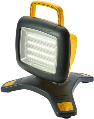 NightSearcher Galaxy E-Pro Rechargeable LED Work Light (7.4V 6.6Ah Battery)