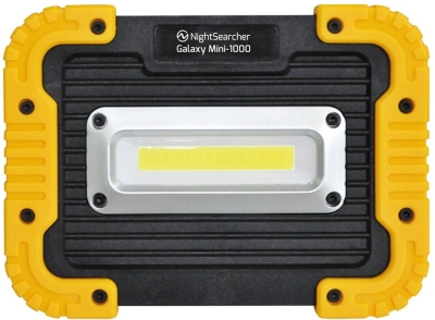 NightSearcher Galaxy Mini-1000 Rechargeable Pocket-sized LED Work Light