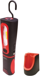 NightSearcher Pro 250 Lumen Rechargeable LED Inspection Lamp with Charging Base