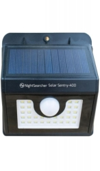 NightSearcher Solar Sentry 400 Lumen Solar Powered Security Light