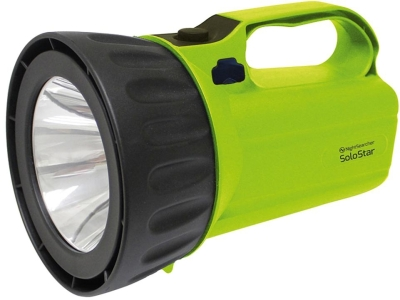 NightSearcher SoloStar Rechargeable LED Searchlight