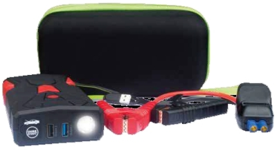 NightSearcher Star Booster X Portable Car Jump Booster, 8 0L Petrol and  6 5L Diesel Engines
