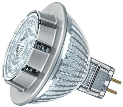 Osram 12V Parathom Pro 3W Dimmable MR16 (20W Alternative) Very Warm White