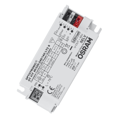 Osram 40W Optotronic 15-50V Programmable LED Driver