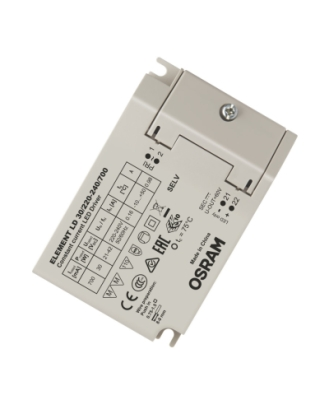 Osram 8W Optotronic 21-42V Programmable LED Driver