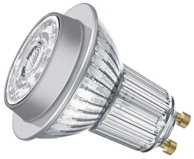 Osram 9.6W Dimmable Parathom LED GU10 PAR16 High Lumen Bulb Very Warm White (100W Equiv)