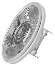 Osram G53 Parathom Pro 15.5W Dimmable AR111 (75W Alternative) 24Deg Warm White 930