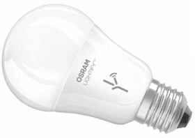 This is a 10W 26-27mm ES/E27 Standard GLS bulb that produces a Very Warm White (827) light which can be used in domestic and commercial applications