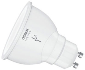 This is a 6W GU10 Reflector/Spotlight bulb that produces a RGBW light which can be used in domestic and commercial applications