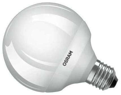 Osram Parathom Pro 12W Dimmable Frosted ES Globe (75W) Very Warm White