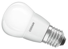 Osram Parathom Pro 6W Dimmable Frosted ES Golfball (40W) Very Warm White
