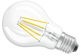 Osram Parathom Pro 7W Dimmable LED Filament Clear ES GLS (60W) Very Warm White