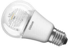Osram Parathom Pro Dimmable 6W Clear ES GLS (40W Alternative) Very Warm White