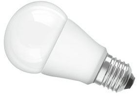 Osram Parathom Pro Dimmable 6W Frosted ES GLS (40W) Very Warm White